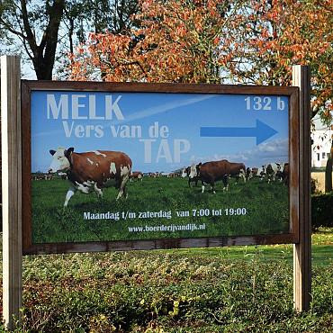 Milk tab