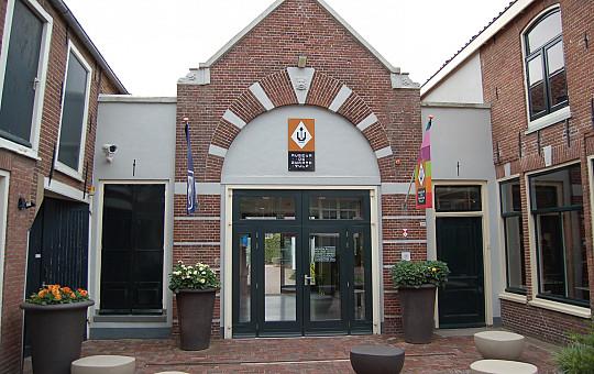 Museum the black tulip in Lisse