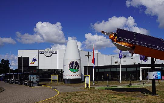 Space expo Noordwijk
